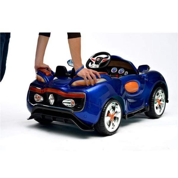 ôtô Điện Trẻ Em 2 Chỗ Ngồi - Ferari HZB1588 thumnail 2