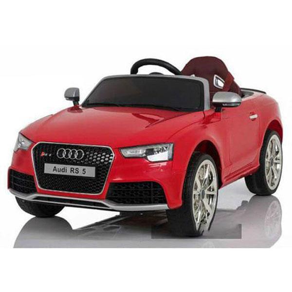 xe hơi điện trẻ em Audi RS5 màu đỏ thumnail