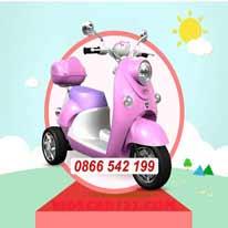 Xe mô tô điện trẻ em - QK 303 thumnail 2