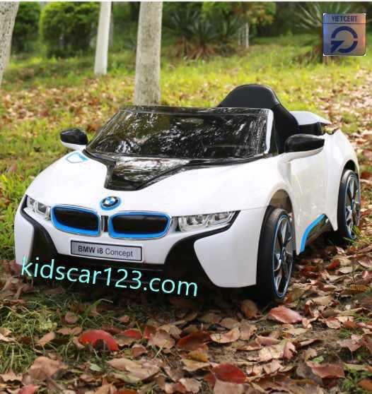 Xe hơi điện cho bé - BMW i8 thumnail 2