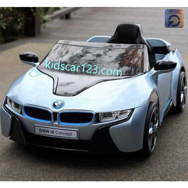 Xe hơi điện cho bé - BMW i8 thumnail