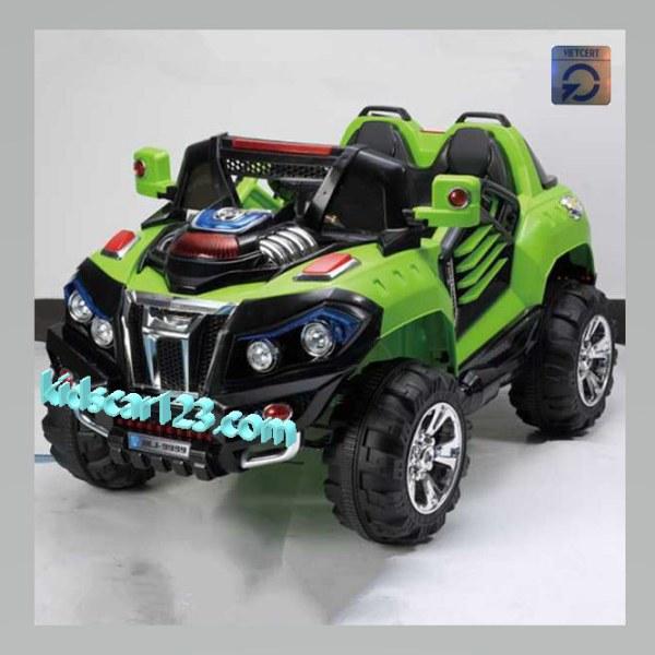 Ôtô 2 chỗ ngồi cho trẻ em - BLJ9999 thumnail 1