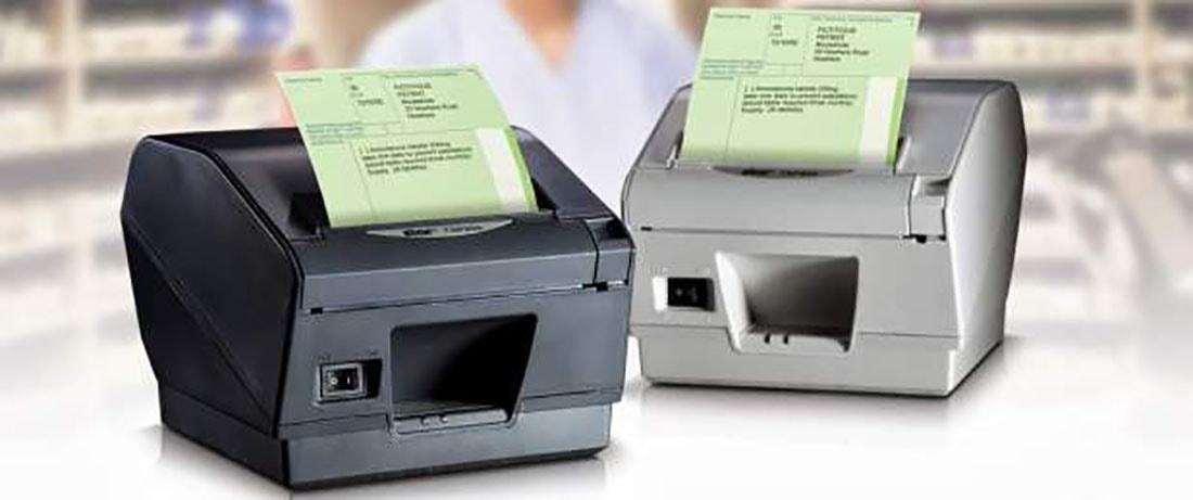 Máy in hóa đơn với công nghệ in nhiệt, in kim và in lazer