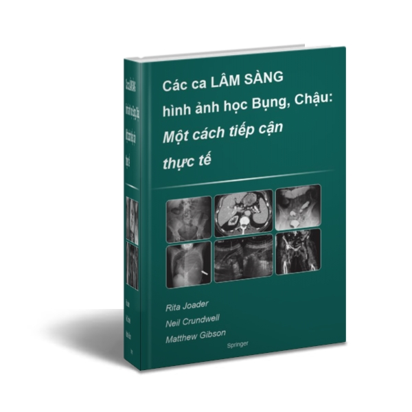 Sách các ca lâm sàng trong chẩn đoán hình ảnh bệnh lý Bụng Chậu