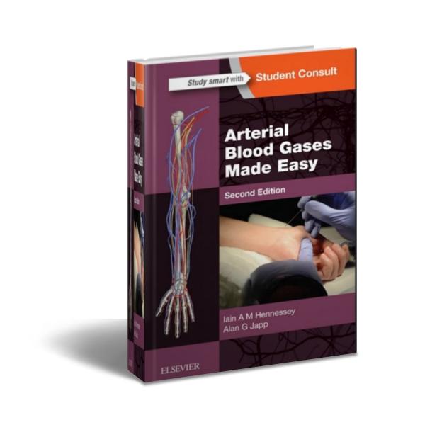 Sách hướng dẫn  đọc khí máu động mạch
