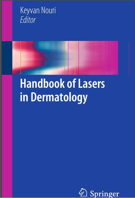 Handbook of Lasers in Dermatology