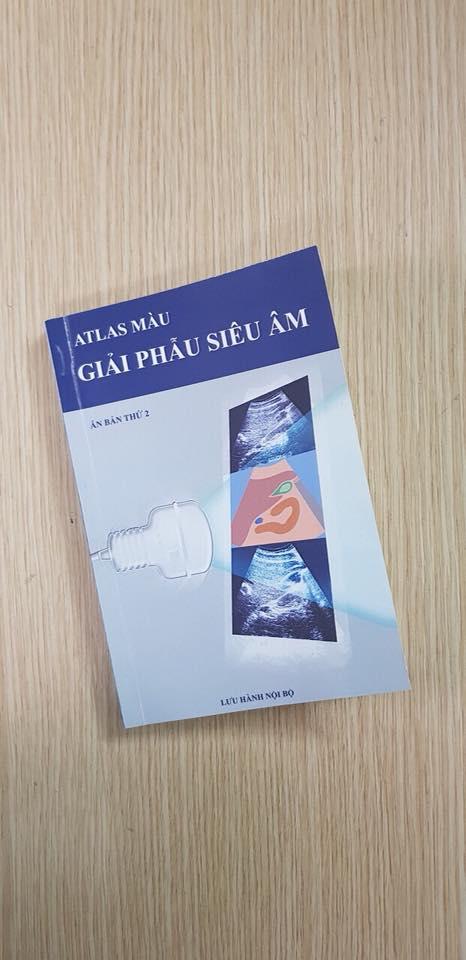 Atlas màu giải phẫu siêu âm