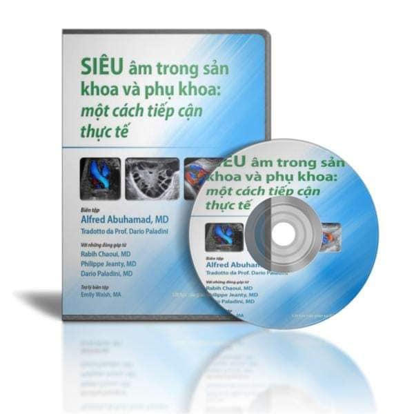 Sách siêu âm trong sản khoa và phụ khoa một cách tiếp cận thức tế .Sách bìa cứng