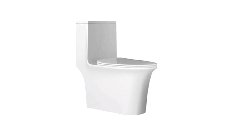 BC 832 - One Piece Toilet