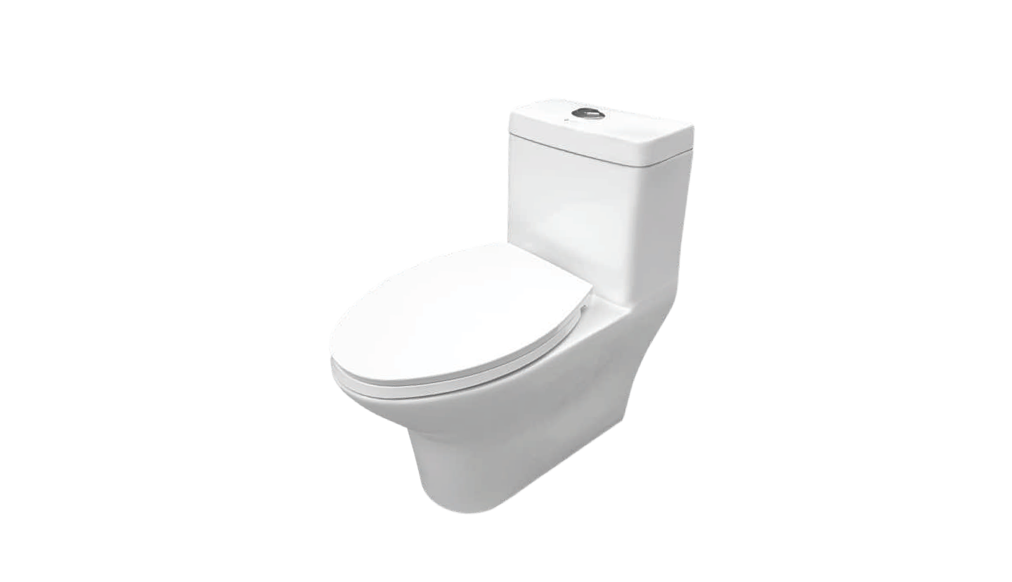 BC 619 - One Piece Toilet