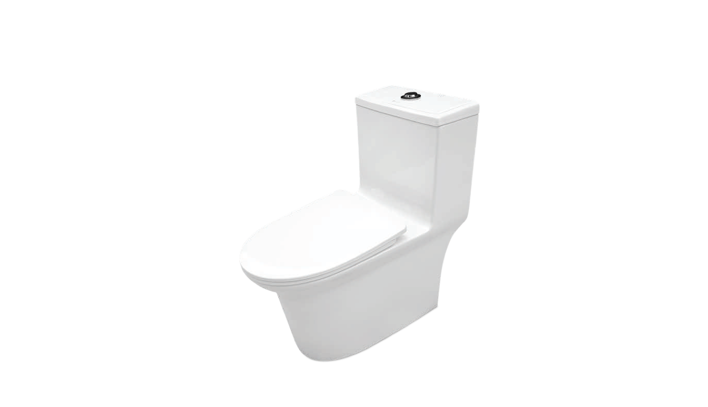BC 833 - One Piece Toilet