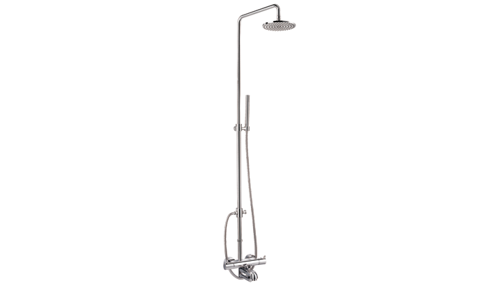 BF 100 533S - Thermostatic Shower Column Mixer