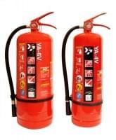 Bình chữa cháy ABC YA-6V, YA-4V