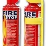 Bình chữa cháy bọt Fire stop mini