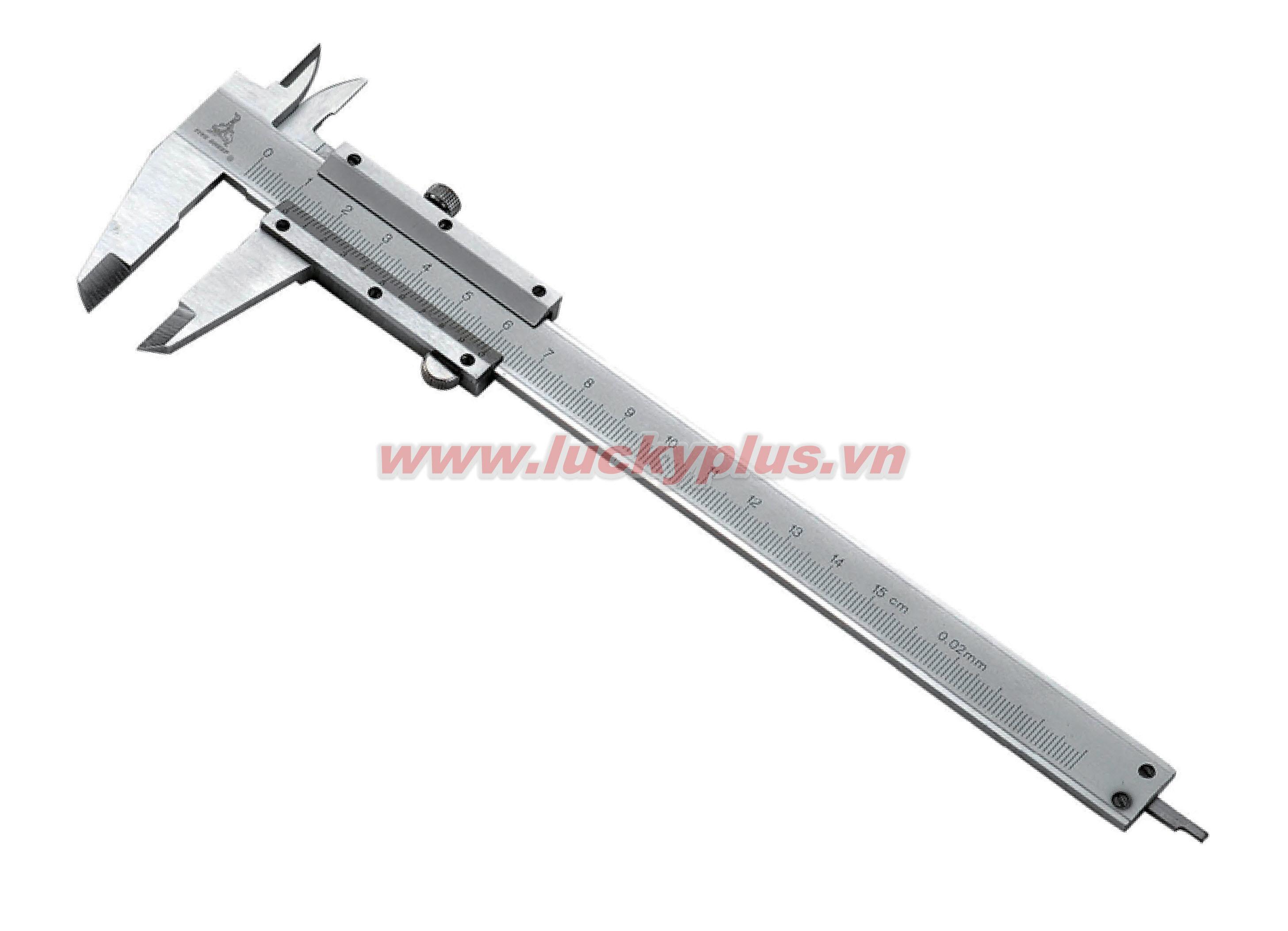 Thước kẹp FiveSheep FS-0601 0-150mm, FS-0602 0-200mm, FS-0603 0-300mm