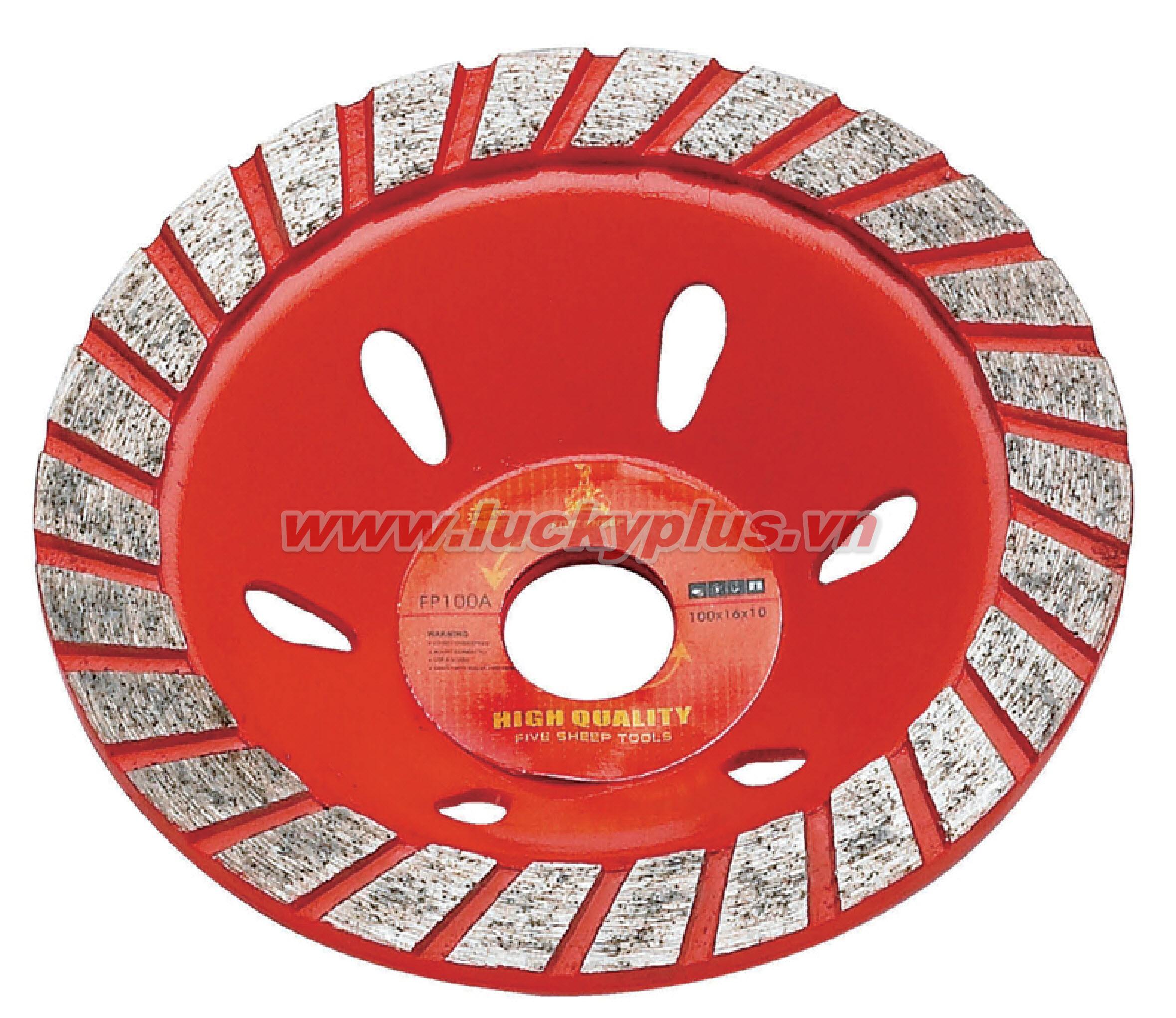 Đá mài FiveSheep FS-80100A 100