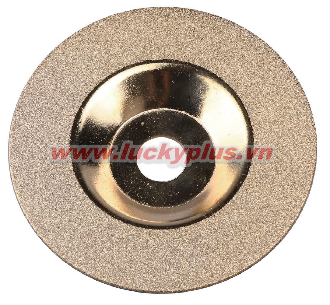 Đa mài kính kim cương bằng đồng FiveSheep FS-816100 100mm