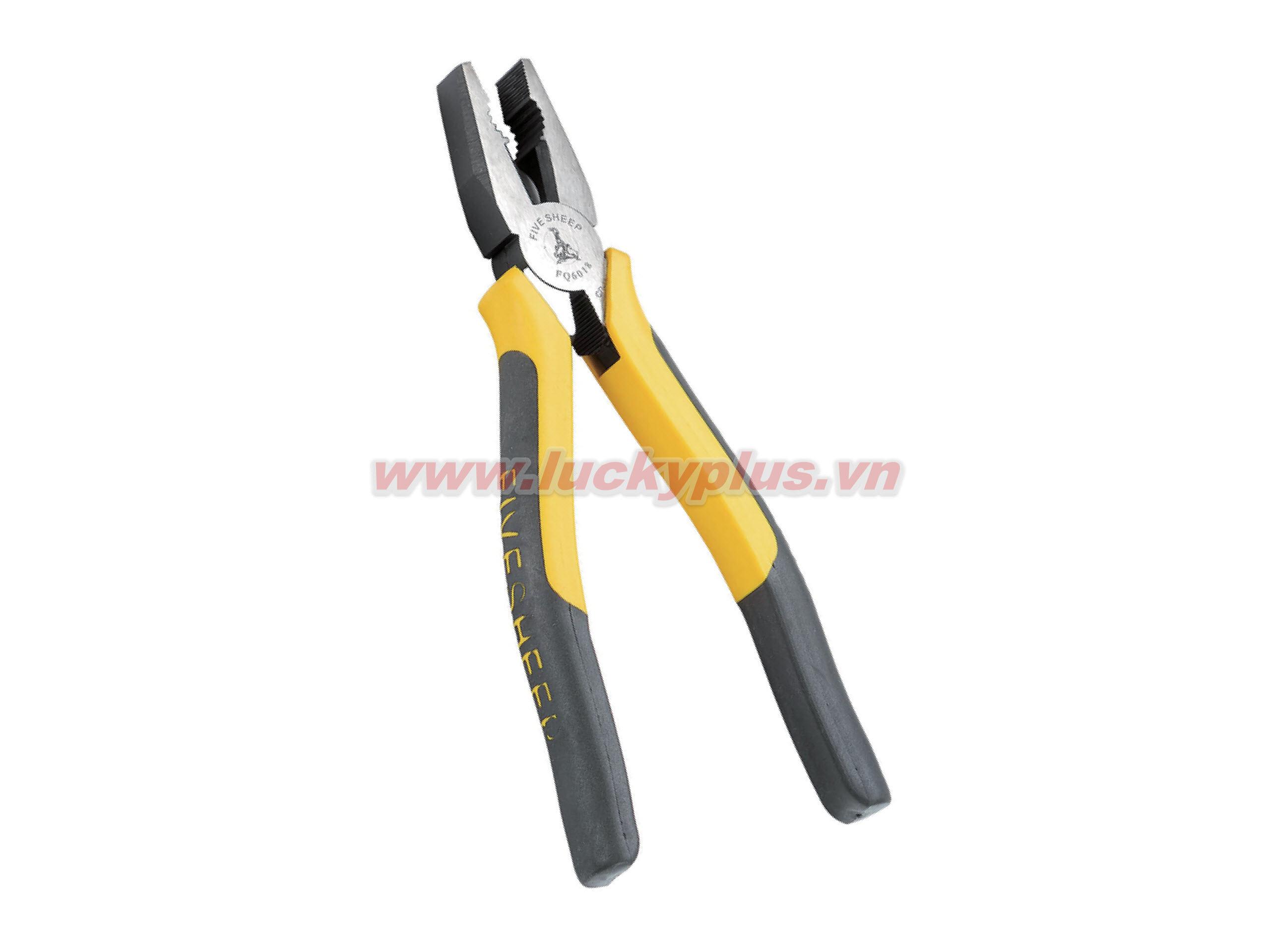 Kìm tổng hợp FiveSheep FQ-6016 6''/150mm, FQ-6018 8''/200mm