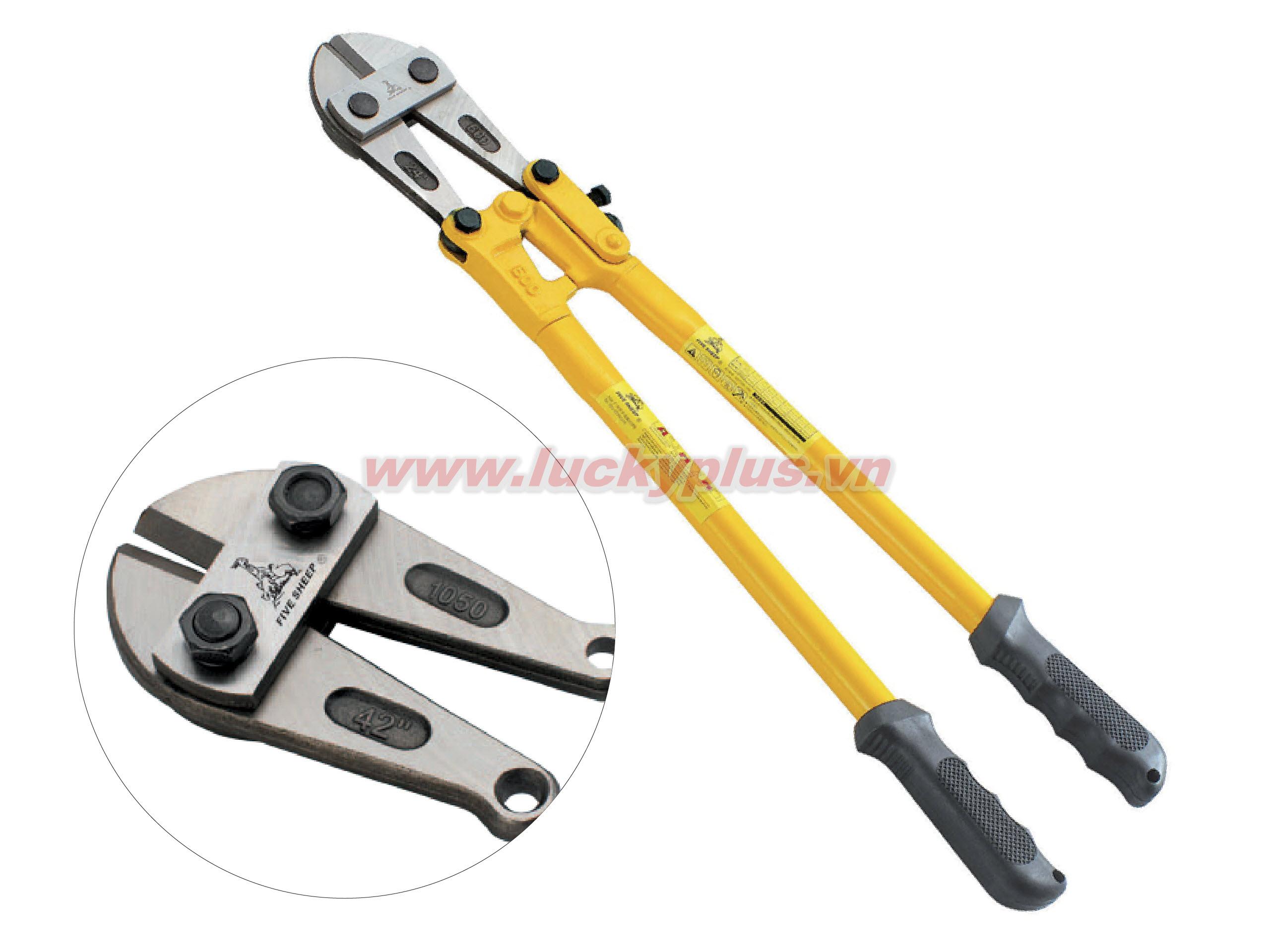 Kìm cắt cộng lực FiveSheep FS-13012 12''/300mm, FS-13014 14''/350mm, FS-13018 18''/450mm, FS-13024 24''/600mm…