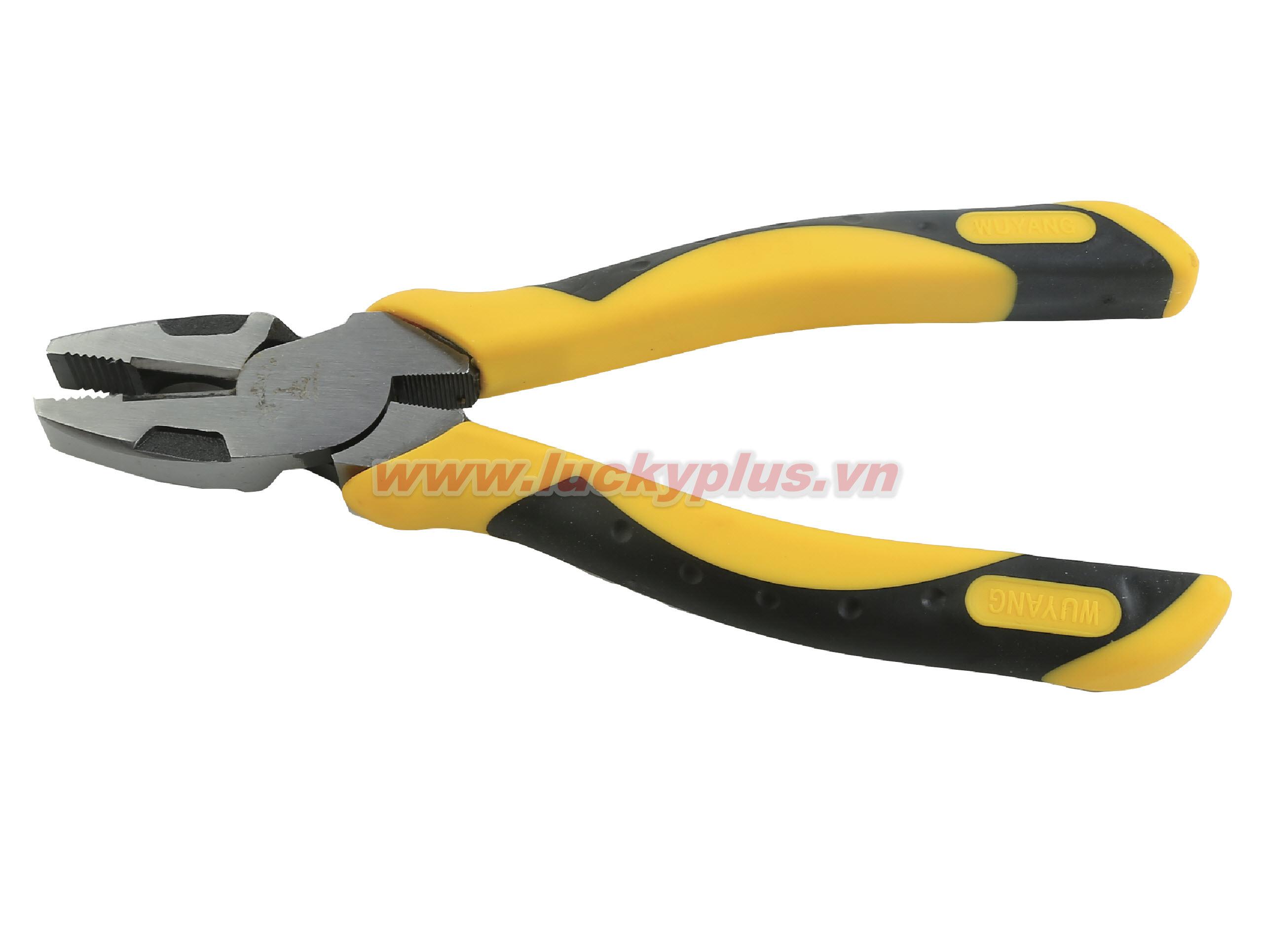 Kìm tổng hợp mạ Crom 8 inch FiveSheep FS-12818 8''/200mm