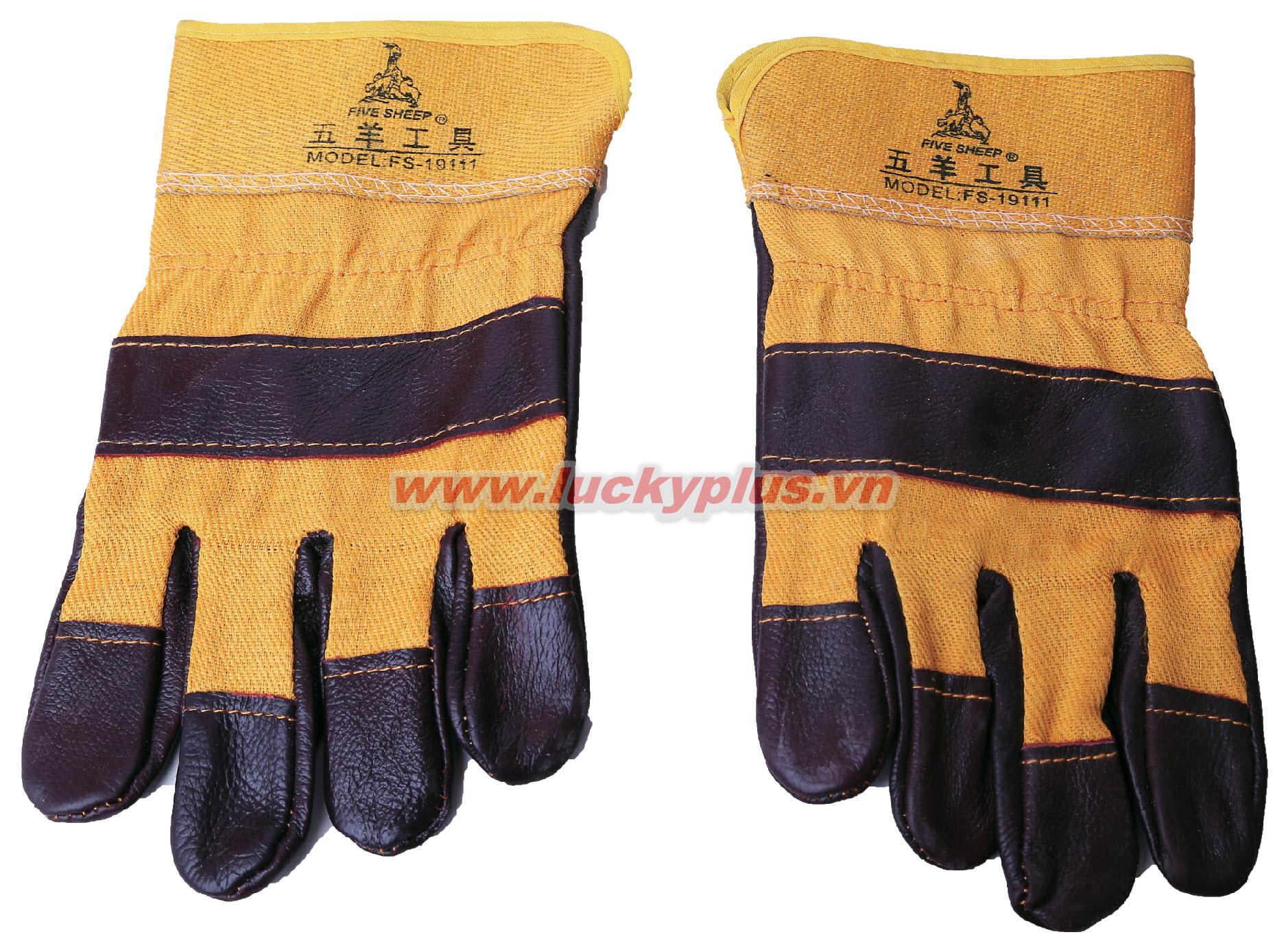 Găng tay hàn FiveSheep FS-19111 10.5''