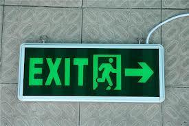 Đèn Exit HW-128LED