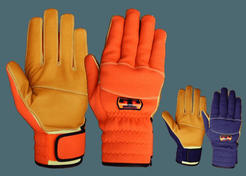 Găng tay chống cháy 07