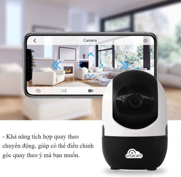 camera wifi ip icc365 full hd 720p