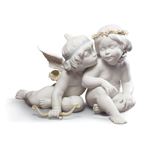 Tượng đôi thiên thần (Eros và Psyche)