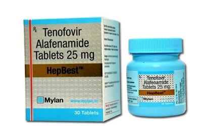 HepBest: thuốc điều trị viêm gan B thế hệ mới