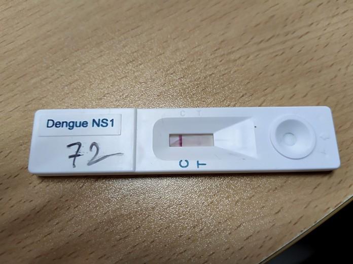 Marker sinh học mới NS1 phát hiện sớm nhiễm virus sốt xuất huyết Dengue