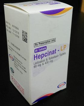 Thuốc Sofosbuvir (Sovaldi, Hepcinat, Myhep,....) dùng điều trị như thế nào?