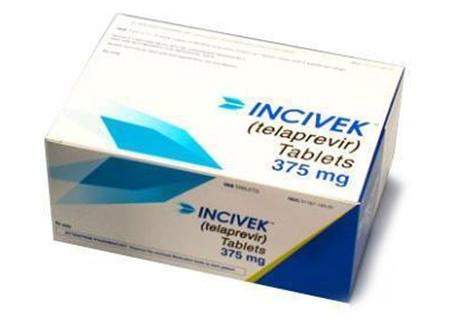 Thuốc Incivek (telaprevir) điều trị viêm gan C type 1