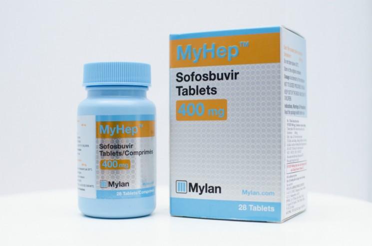 Thuốc uống điều trị hiệu quả trên 95% viêm gan C type 1