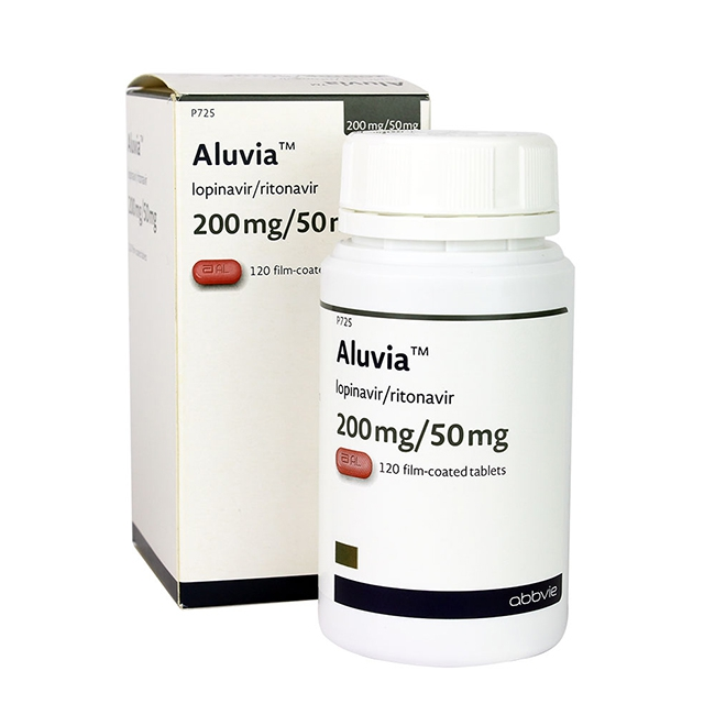 Aluvia điều trị bệnh HIV