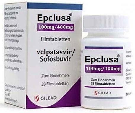 Epclusa - Thuốc mới điều trị viêm gan C năm 2016