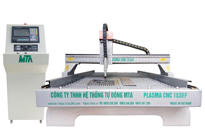plasma cnc machine made in Viet Nam