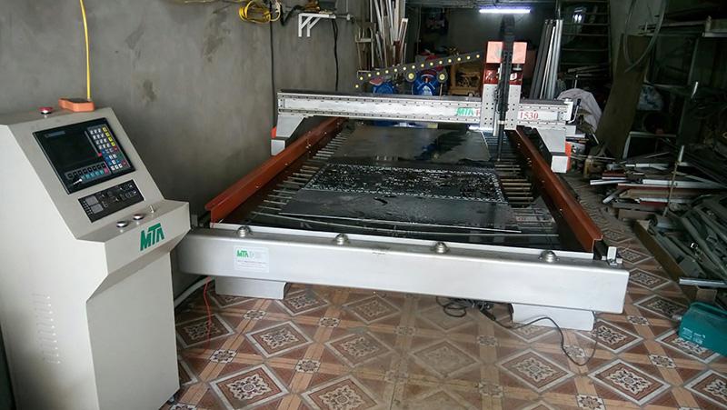 máy cắt plasma cnc lạng sơn