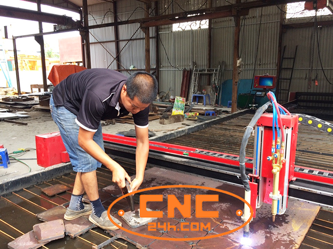 may cat cnc plasma