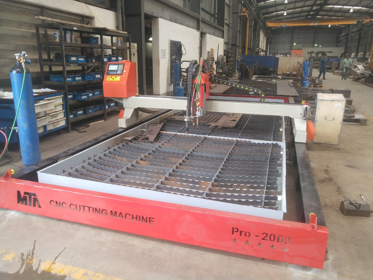 plasma cnc cutting machine