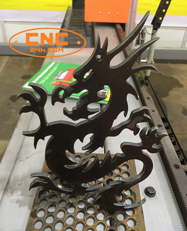 plasma cnc machine product