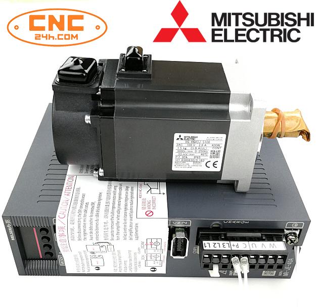 Servo Mitsubishi có phanh