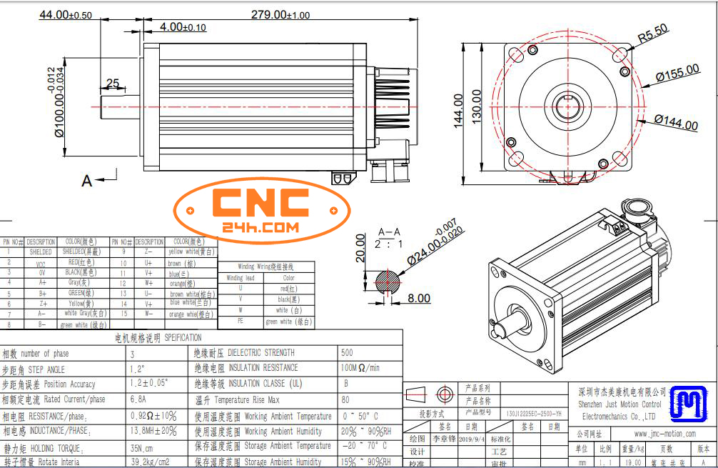 130J12225EC-2500