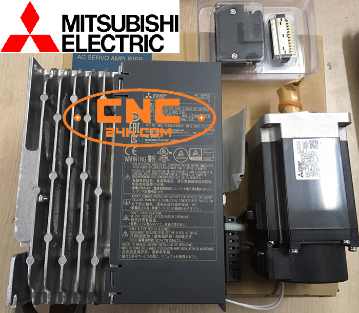AC Servo 400W Mitsubishi