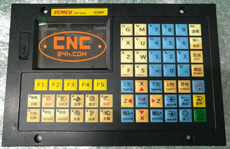 Bảng điều khiển máy tiện CNC