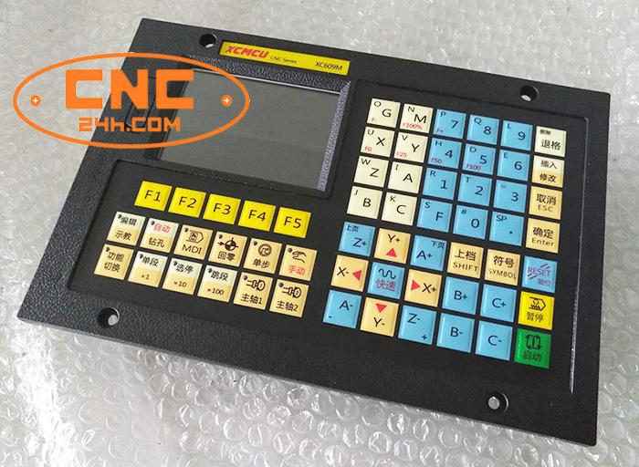 bộ điều khiển máy tiện cnc 2 trục