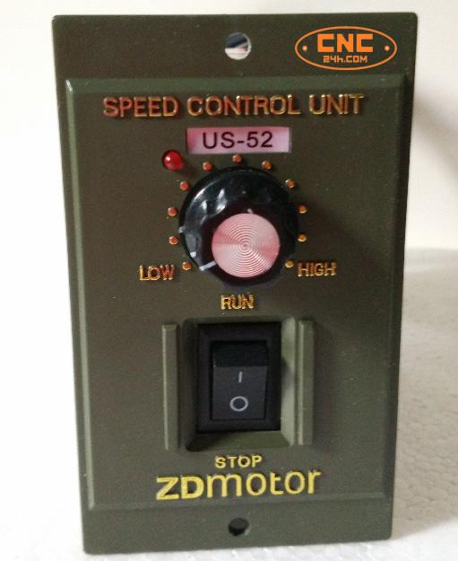 Bộ điều khiển tốc độ ZD Analogue