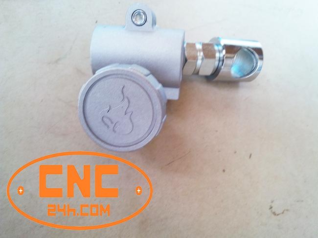 Kẹp nâng hạ mỏ cắt Oxy Gas dùng cho máy cắt Plasma CNC
