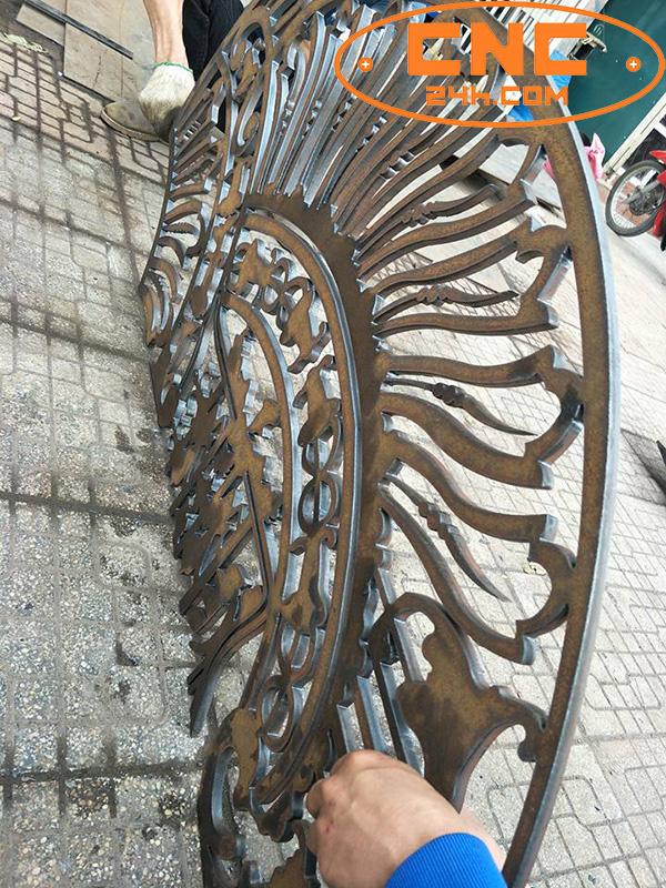 cắt sắt mỹ thuật tại hà nội