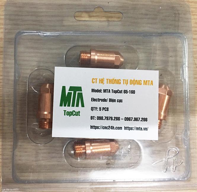 Điện cực Plasma MTA TopCut 65-160A